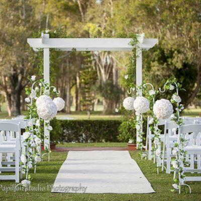 Wedding Venues Brisbane Redland Bay Golf Club Wedding Venues