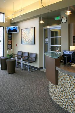Washington State Dental And Medical Office Space Interior