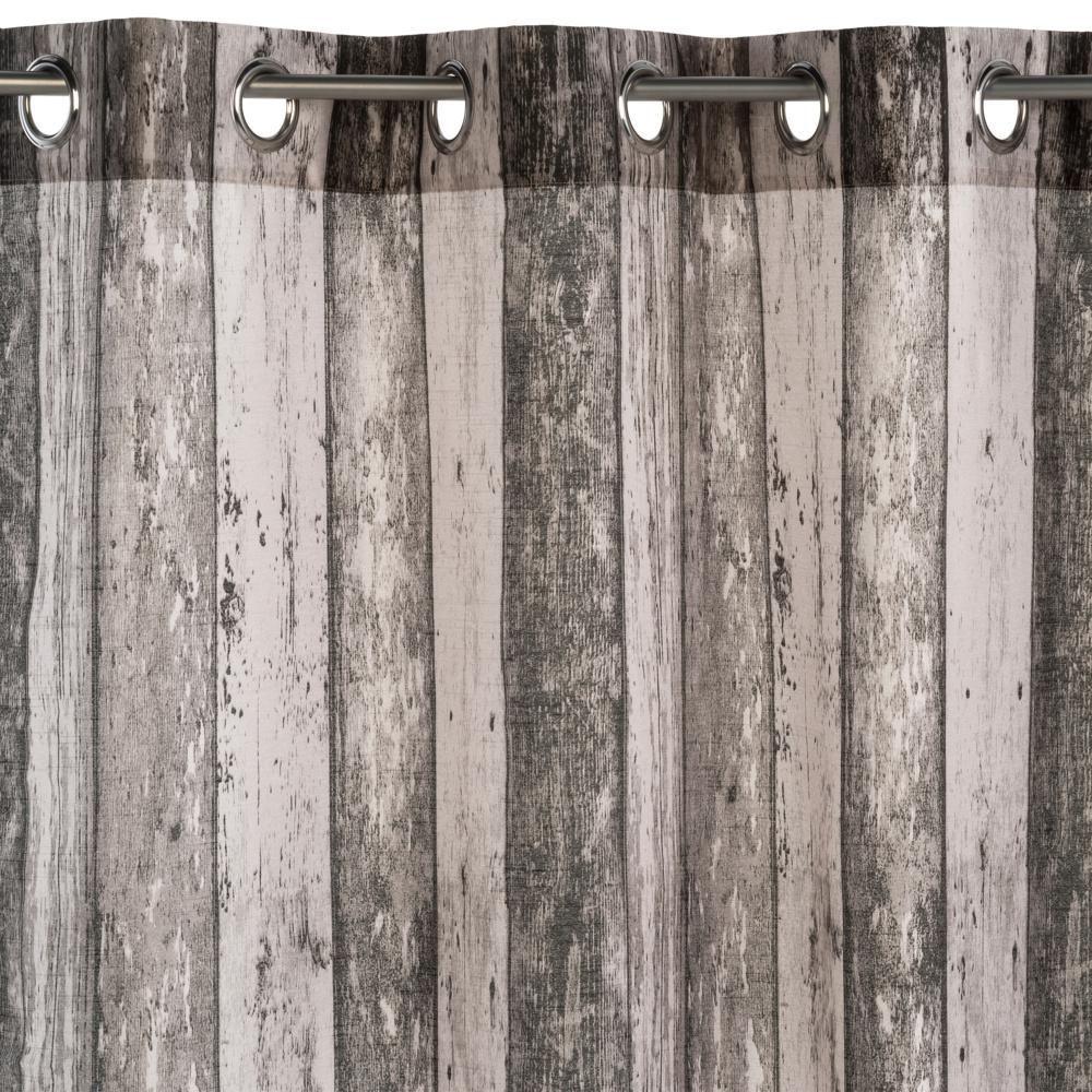 Zaslona Gotowa Madera Inspire Zaslony Gotowe W Atrakcyjnej Cenie W Sklepach Leroy Merlin Decor Curtains Bedroom Renovation