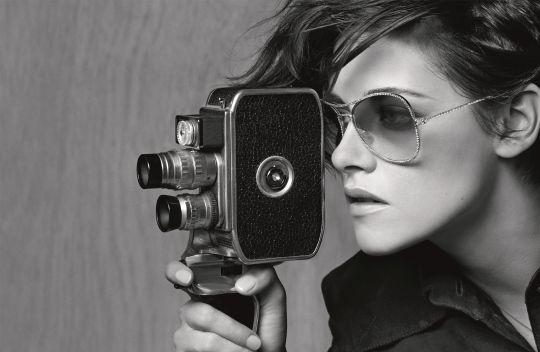 Kristen Stewart Will Star in a Chanel Film, Not Commercial