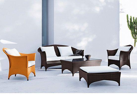 marrakesh: www.dedon.us indoor / outdoor furniture and living ...