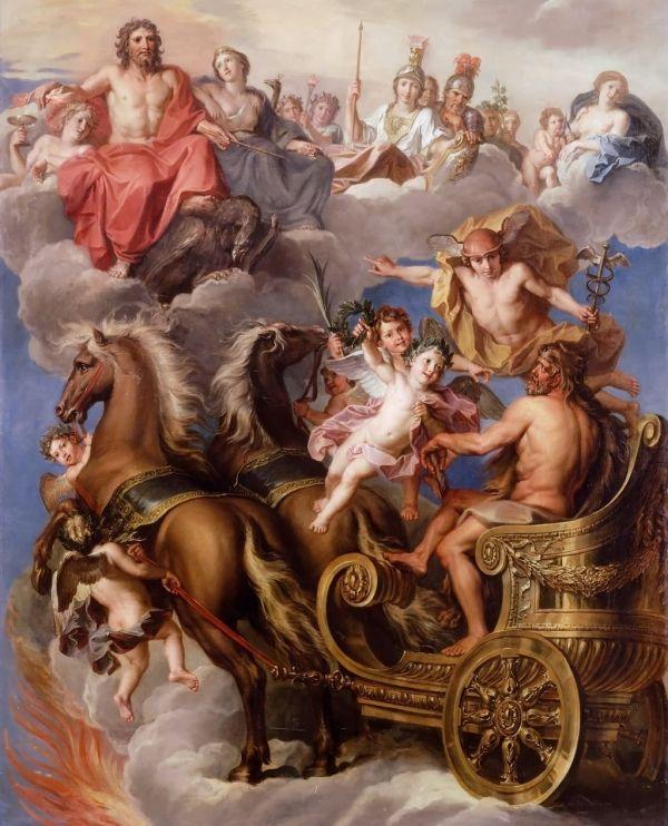 Paintings - Gods and goddesses Paintings ART Pinterest