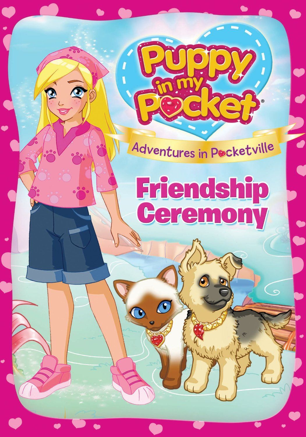 Puppy In My Pocket Friendship Ceremony Volume 1 My Pocket Puppies Pokemon Collection