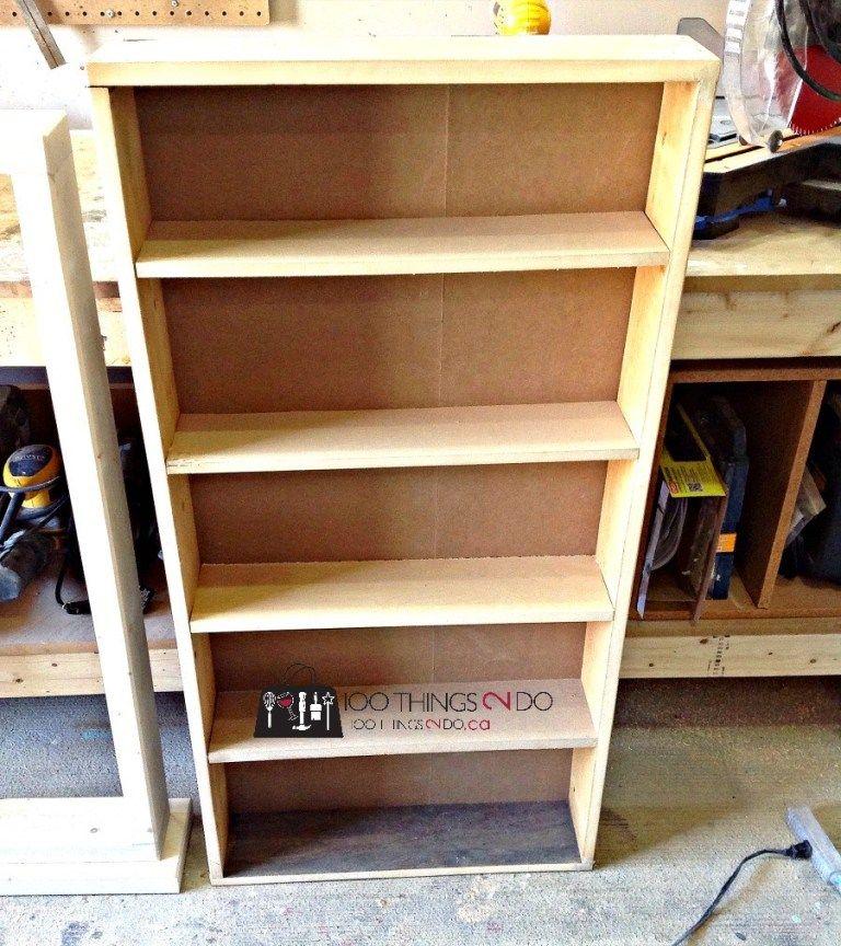 Diy door mounted spice rack 100 things 2 do diy door