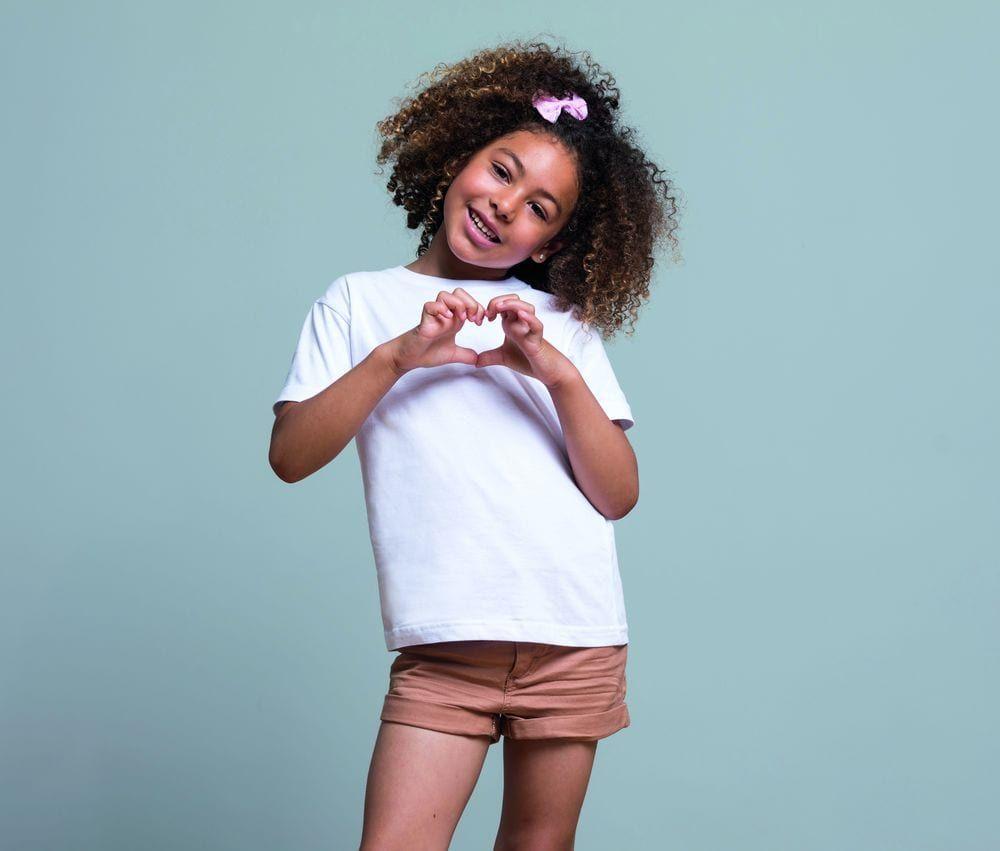 T-shirt enfant 155 Navy – JHK JK154 – Taille: 08   – Products