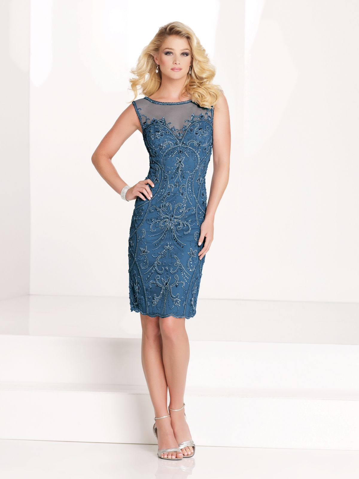 Wedding guest dresses wedding matches hemline and illusions