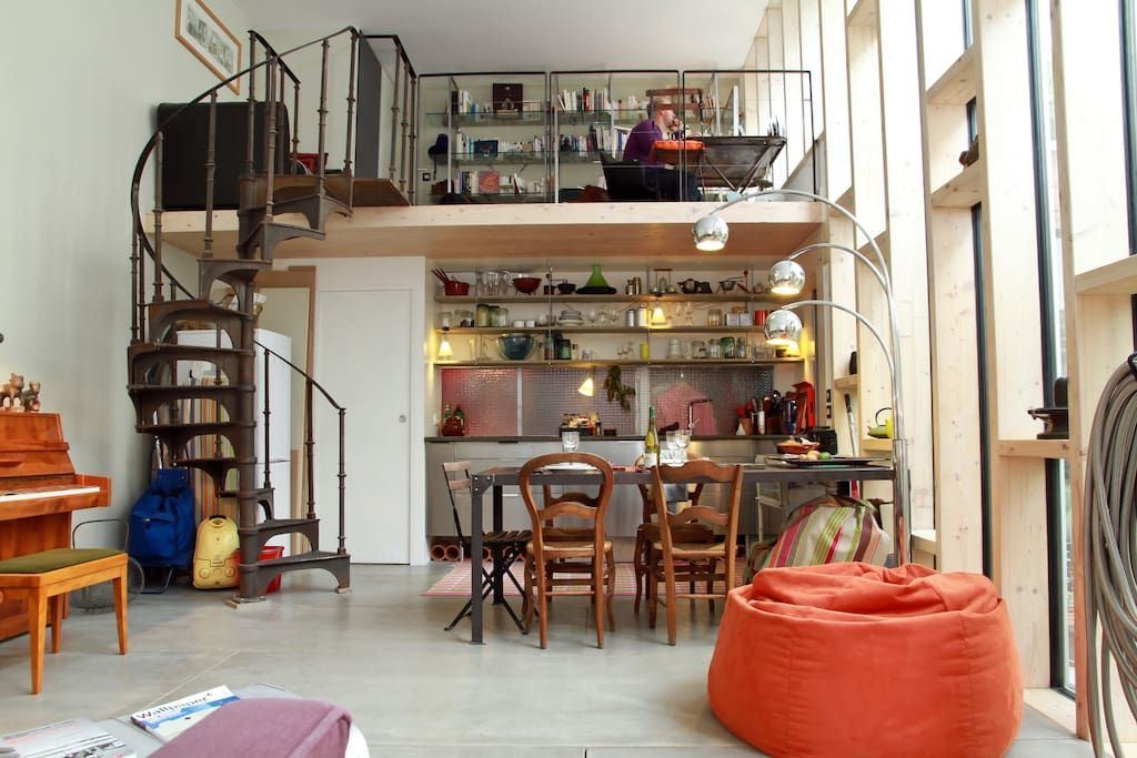 Casa a Parigi, Francia. Our home, is one amongst the ten