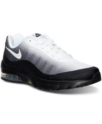 code promo 42c1e c38dd Nike Men's Air Max Invigor Print Running Sneakers from ...