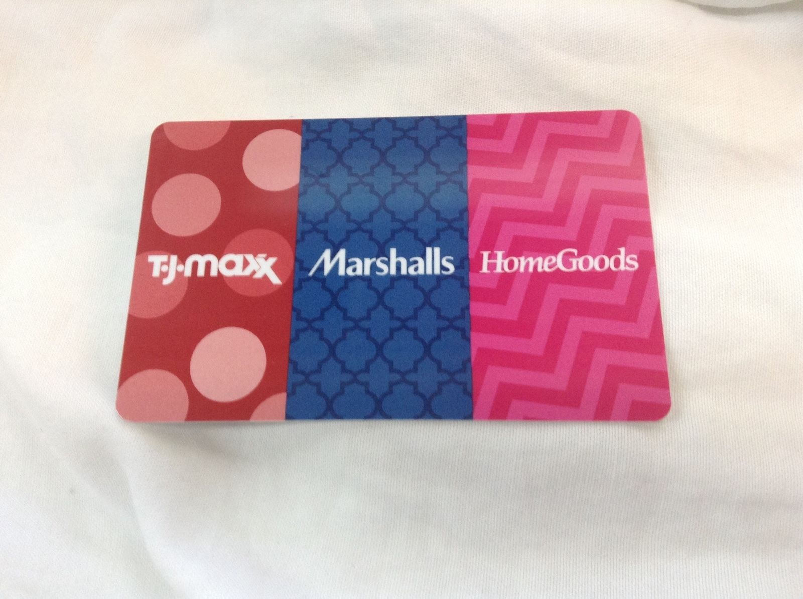 Coupons giftcards 8478 tj maxx marshalls homegoods