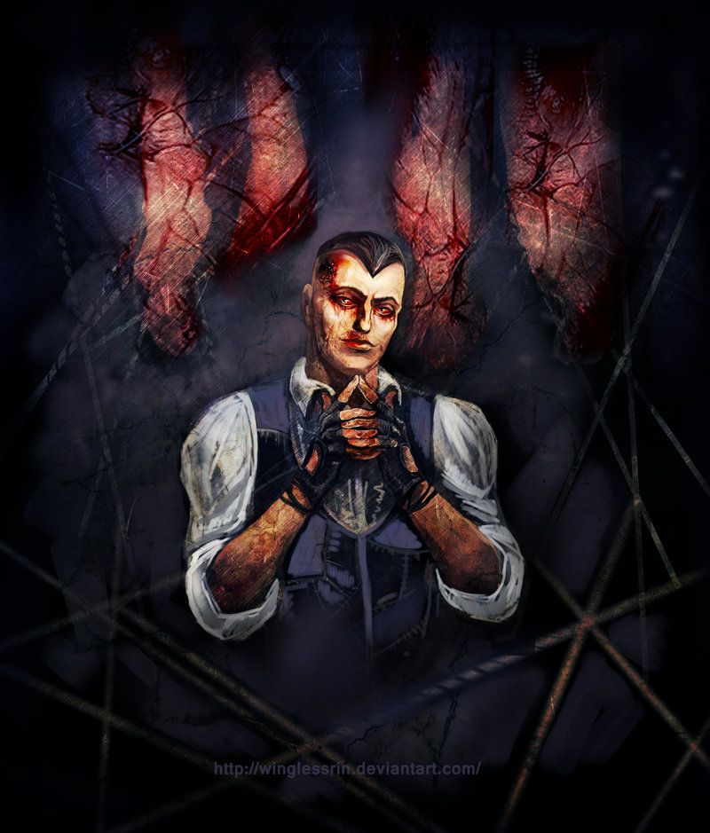 Eddie Gluskin Horror Video Games Waylon Park Outlast Horror Game When i was a boy my mother often said to me: games waylon park outlast horror game