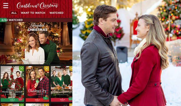 I Tried Hallmark's 'Countdown to Christmas' Movie