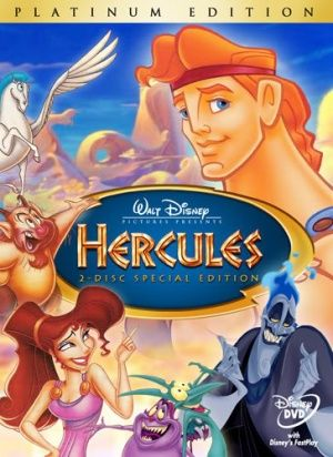 Hercules Uh So How D You Get Stuck With The Meg Pinhead With