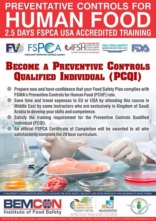 Food Safety Modernization Act Usa Has Changed The Food Safety Approach And Will Be Practiced Soon All Over Safety Management System Food Safety Hazard Analysis