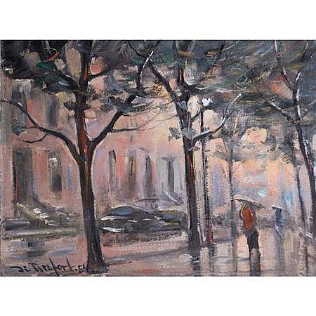 American 20th Century Painting Art Historian New York
