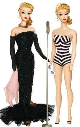 My All Time Favorite 2 Barbies And My All Time Favorite Lounge Singer Black Sequined Dress Barbie Dolls Vintage Barbie Dolls Teenage Fashion Models
