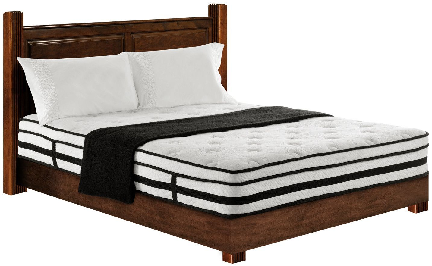 signature sleep conforma mattress independently encased coils 5 zone
