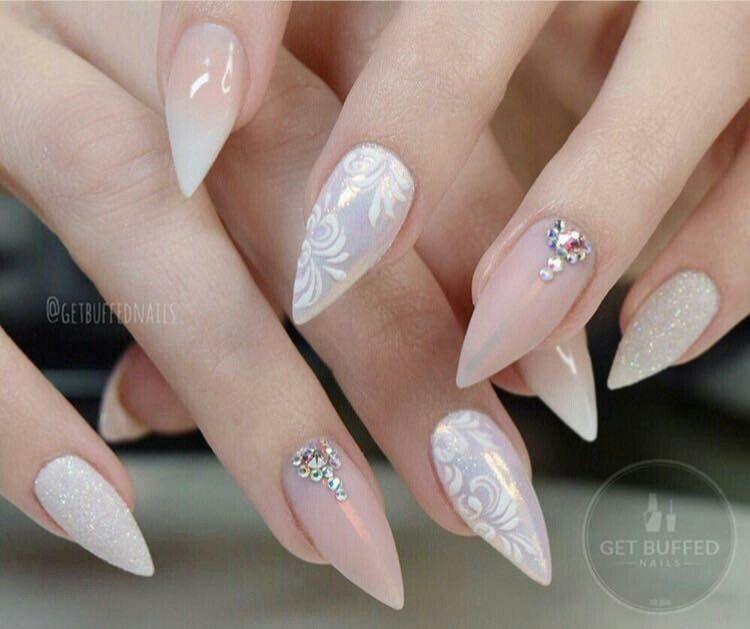 Pin de Maria Parra en uñas | Pinterest | Arte de uñas, Diseños de ...