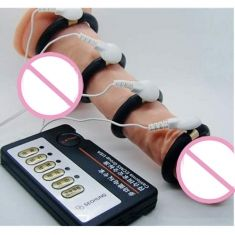 Electric sex toys for men