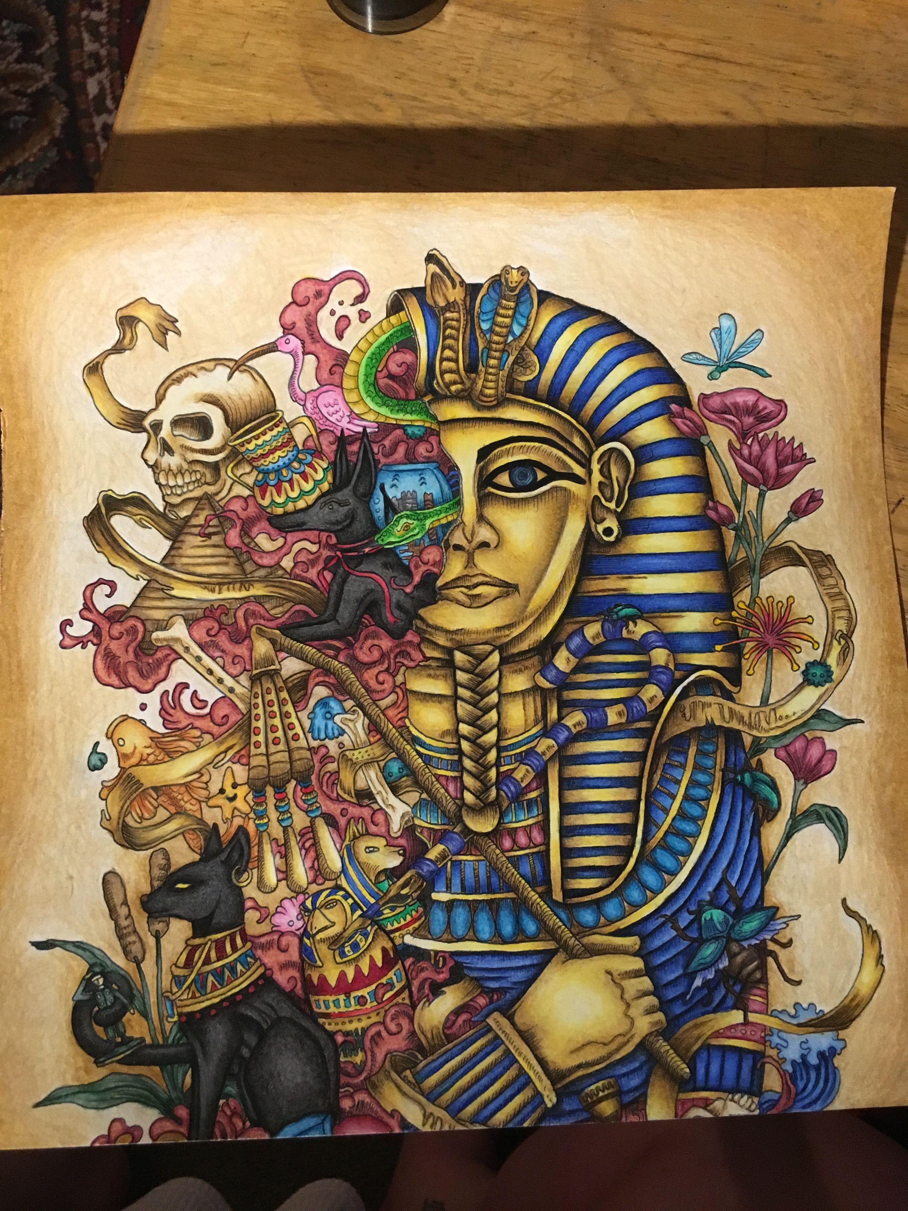 Mythomorphia king tut pharaoh | Egyptian | Pinterest
