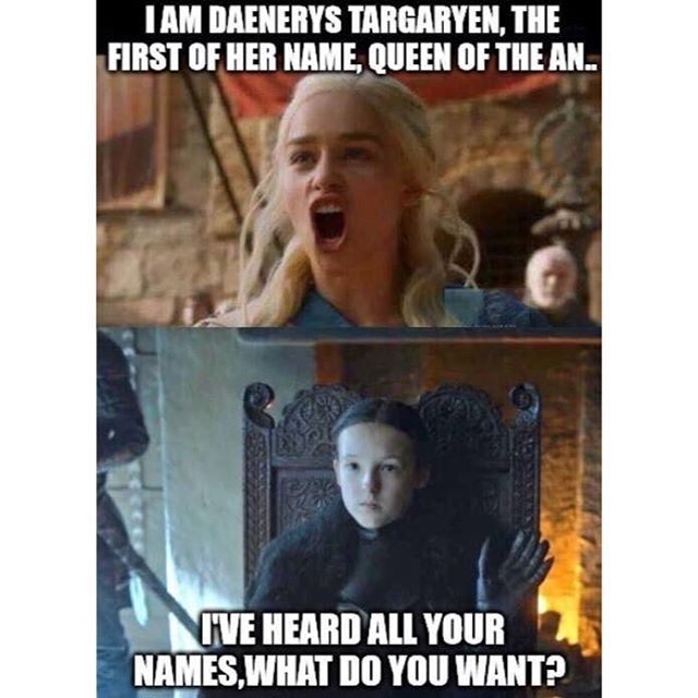 facc3ff12068055b1b2b77b152f1422a daenerys has competition for the baddest bitch in westeros title for