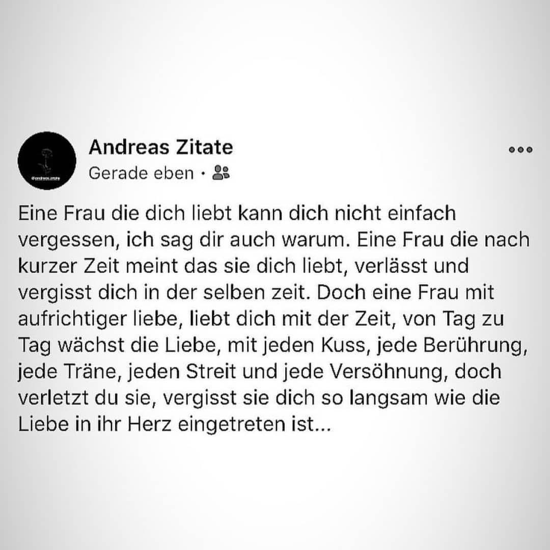 Zitate Spruche On Instagram Folgt Fur Mehr Andreas Zitate Zitatezumnachdenken Traurigespruche Spruch S Zitate Zitate Nachdenken Traurige Spruche