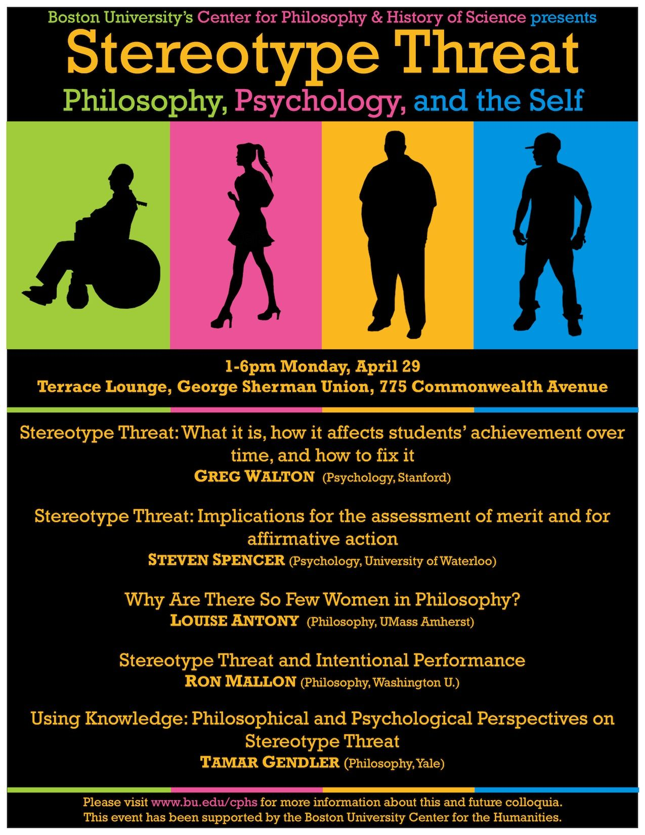 Stereotype Threat Poster 3