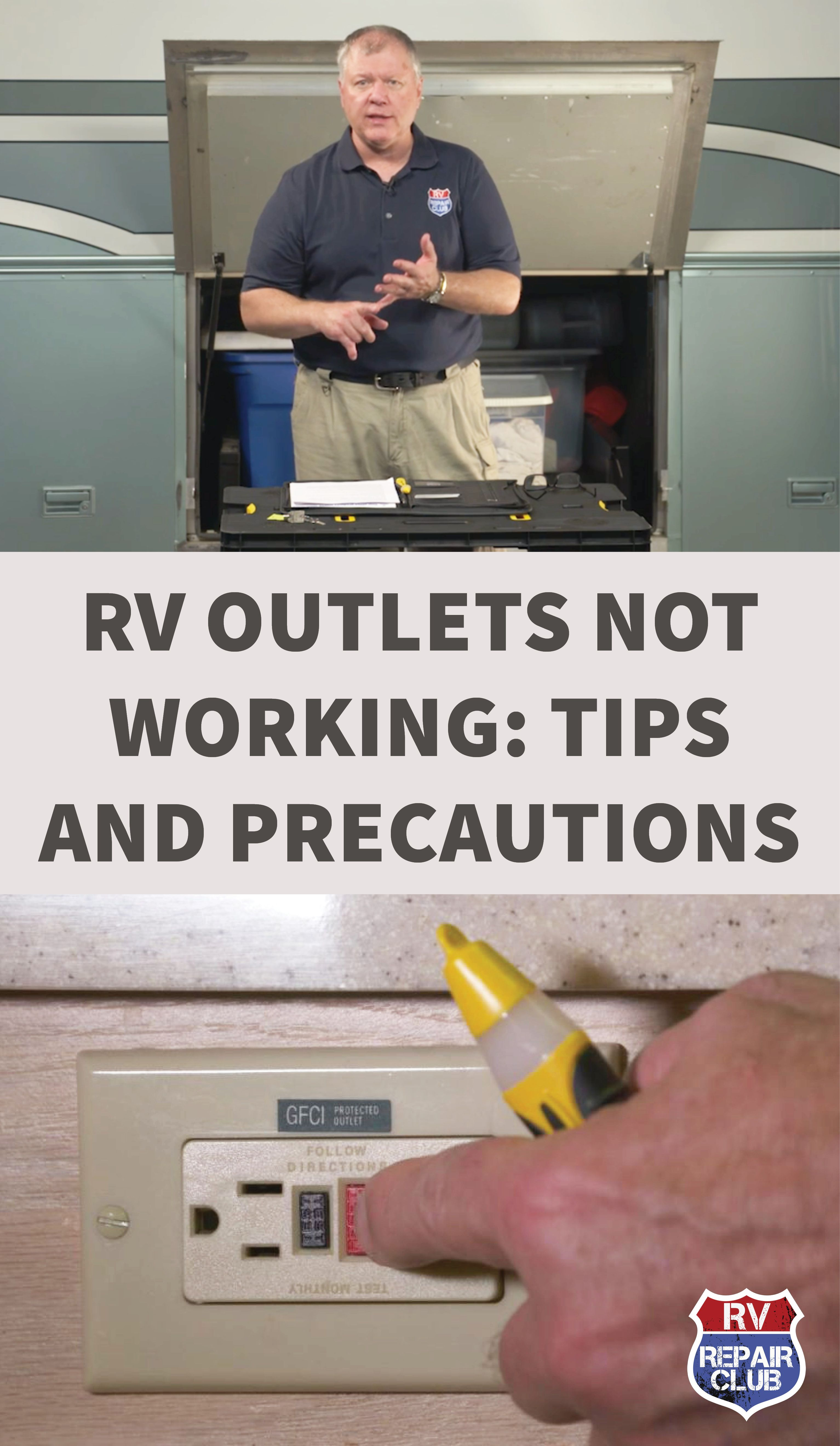 Rv Outlets Not Working Troubleshooting Tips With Images Rv Outlet Rv Repair Rv Maintenance