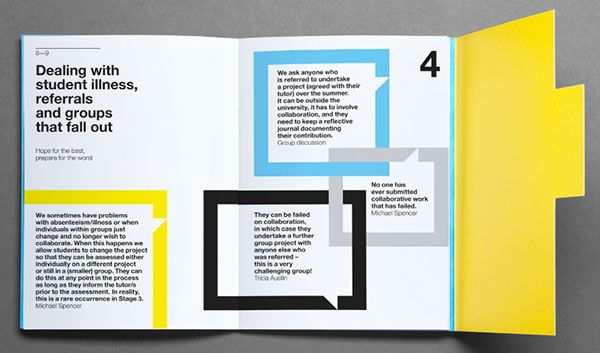Learning Teaching Brochure Design Ideas   Best Examples Of