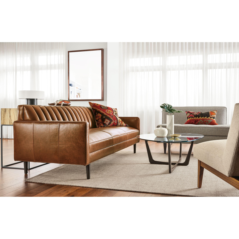 Room Board Clement Table Lamp Leather Sofa Living Room Sofa Elegant Sofa