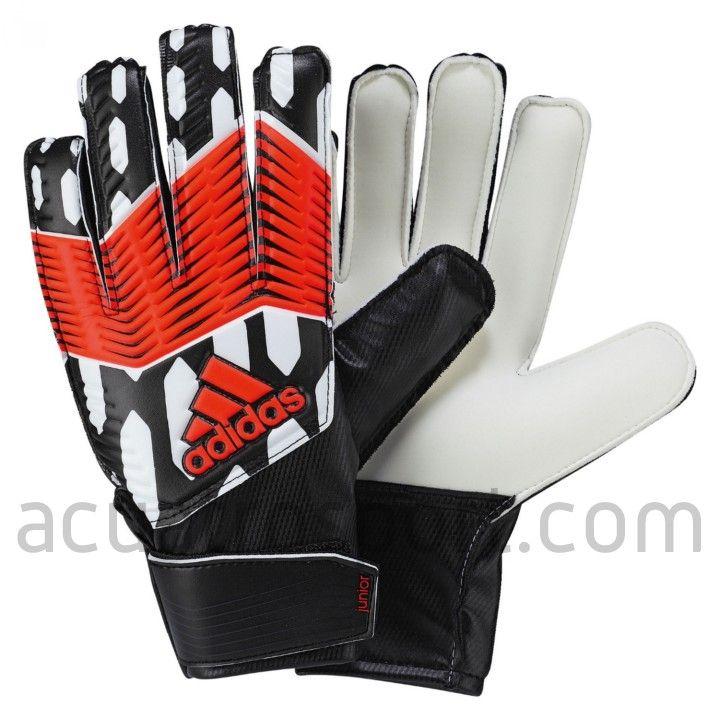 Guantes de portero Adidas Predator Junior  adidas  futbol  predator ... 0d43b27d5c653