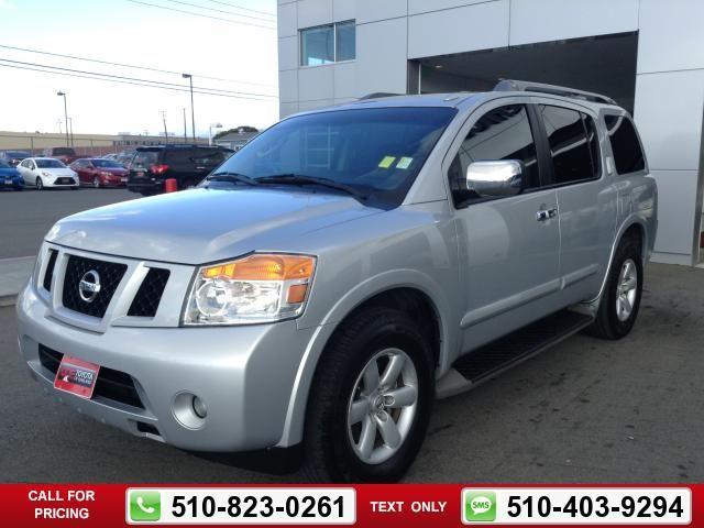 2011 Nissan Armada SV Call for Price miles 5108230261