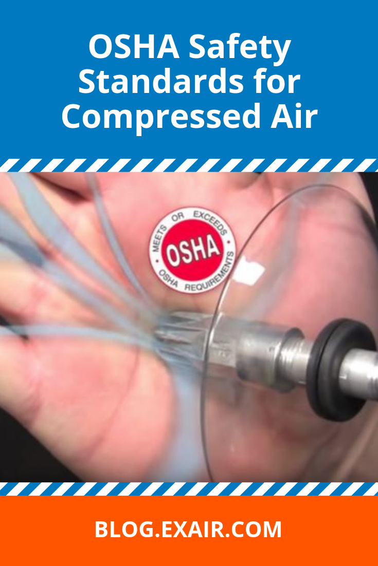 OSHA Safety Standards for Compressed Air (With images