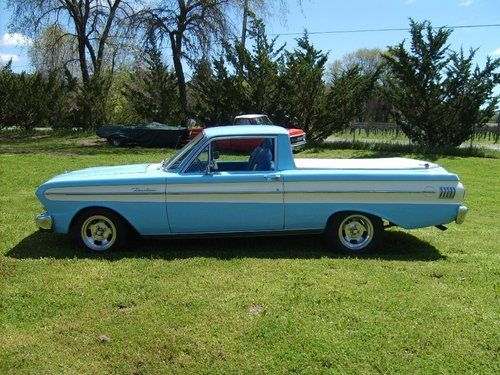 1965 Ford Ranchero Us 520000 Note The Images Shown Are Ford