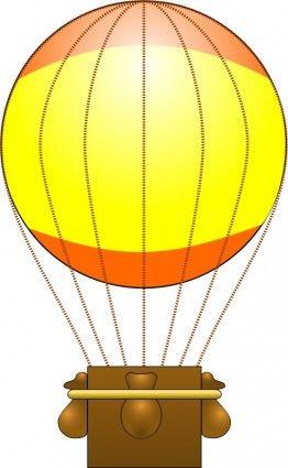 Hot Air Balloon Basket Clip Art Download Balloon Basket Air Balloon Hot Air Balloon
