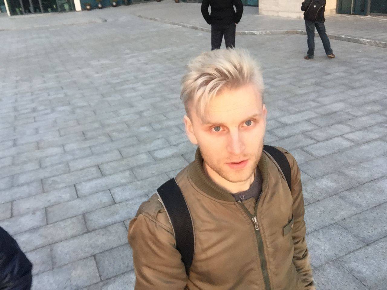 Male White Sandy Hair Style Color Sandy Hair Hair Color Haircuts For Men
