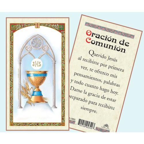 Pin De Paula Udaeta En Primera Comunión Oraciones Primera