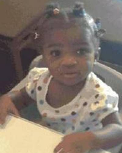 ABDUCTED FROM HER CAR Daphne Webb DOB Oct 11 2011 MISSING FROM