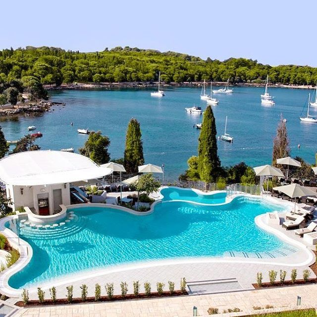 The luxurious hotel monte mulini in rovinj croatia places to go the luxurious hotel monte mulini in rovinj croatia hotel all week long we will be featuring the country of croatia hashtag your best picturesvideos taken sisterspd