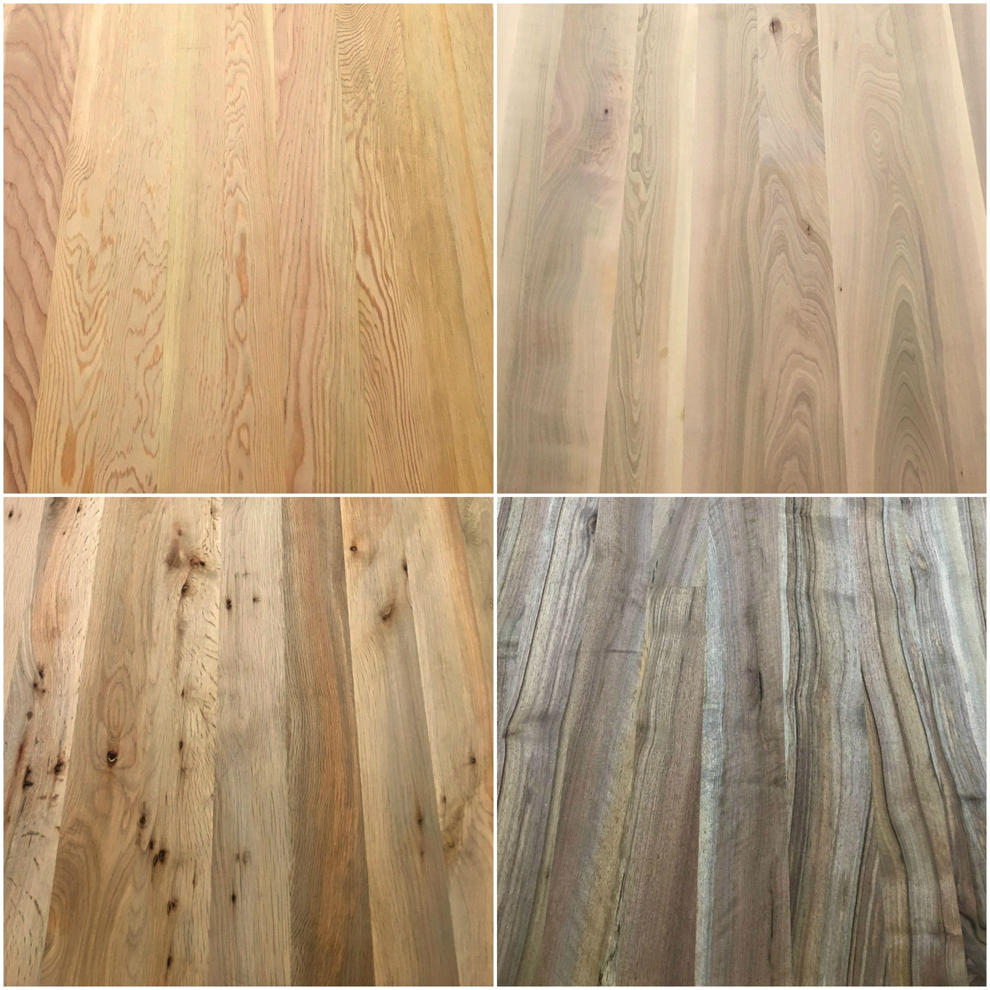 New Plank Style Solid Surface Tops Butcher Block Countertops
