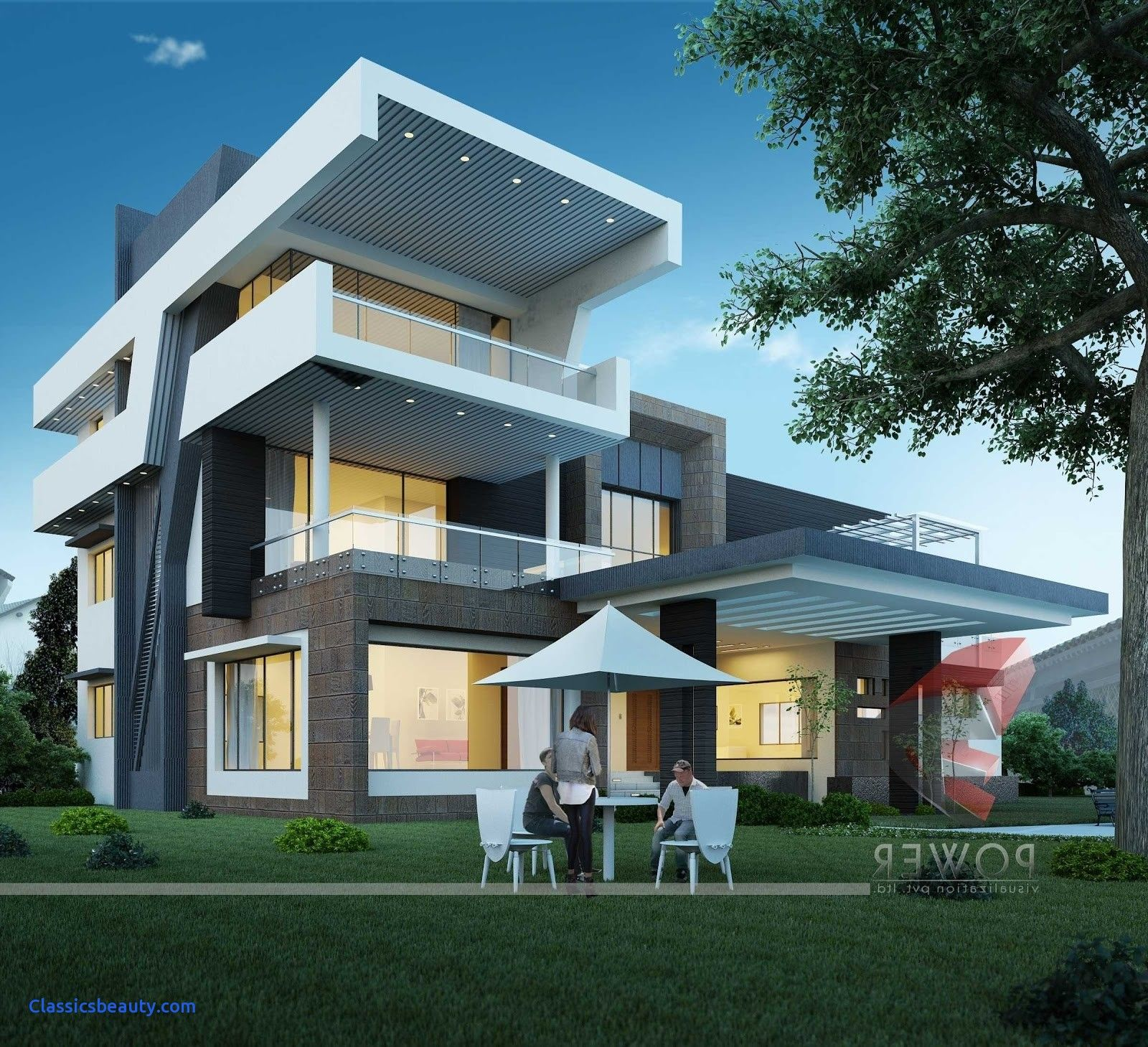Modern house plans with cost to build newmodernhouse