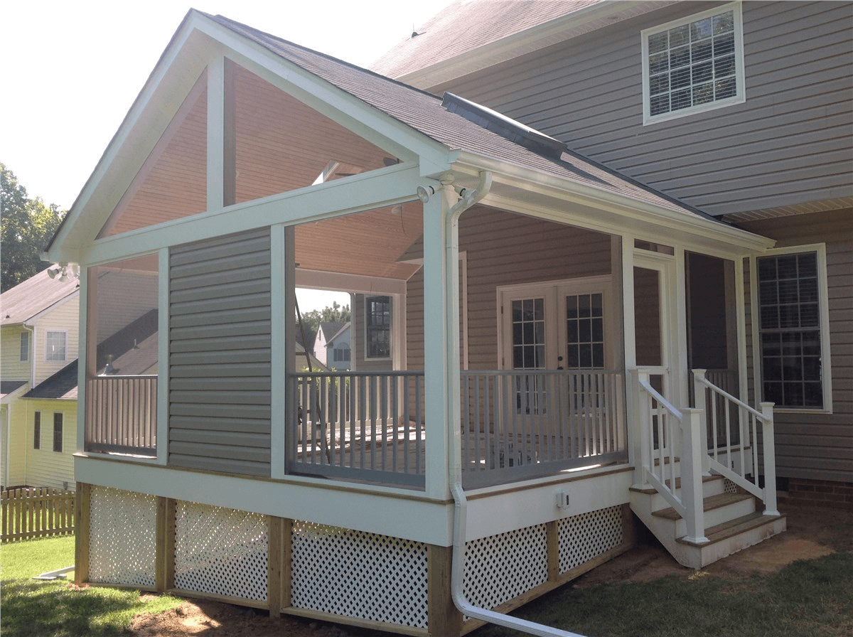 Things To Consider Before Installing Porch Enclosure Systems Porch Area In 2020 Porch Enclosures Porch Area Porch Design