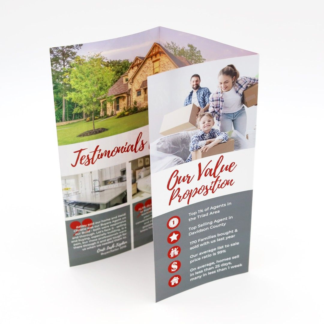 Rich Colors Superior Paper Make Your Brochure Stand Out With Our Multiple Options Sizes 8 5x11 5 5x8 5 8 5x14 3 5x8 5