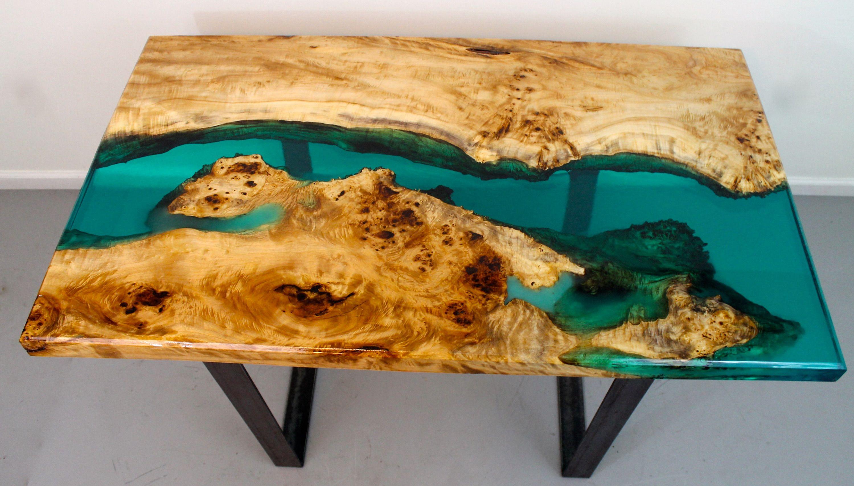 28+ Wood resin coffee table uk ideas in 2021