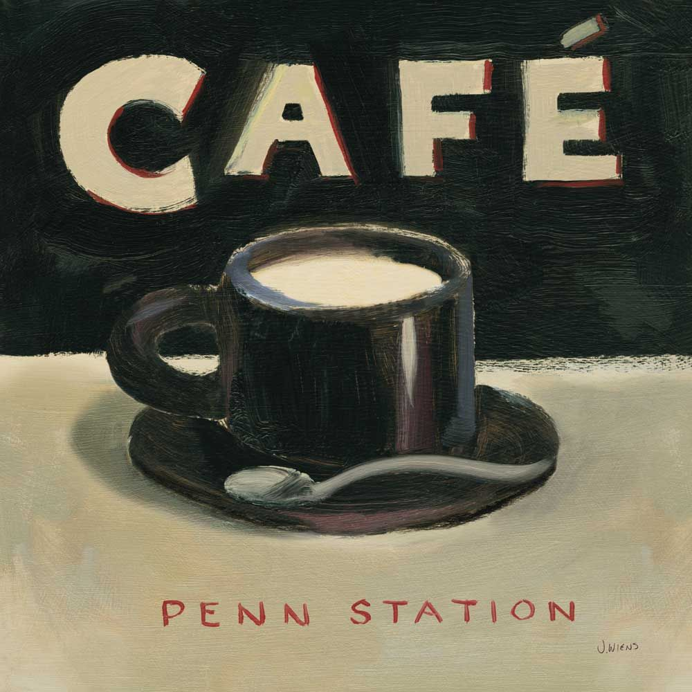 Coffee spot i by james wiens kattymorang pinterest big wall