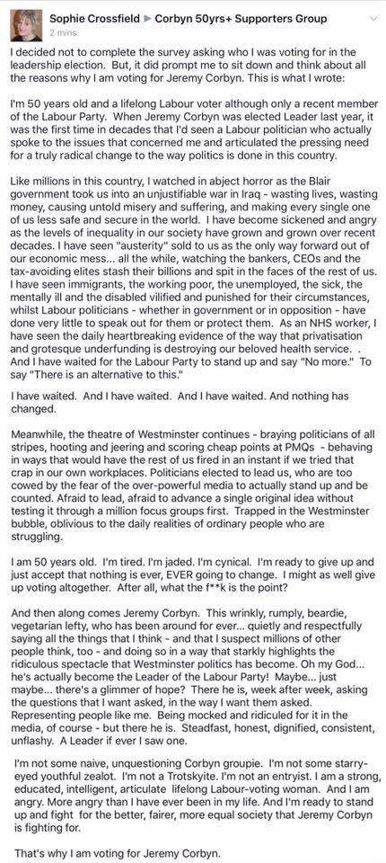 An open letter to the Labour Party, from a grown-ass woman who\u0027s
