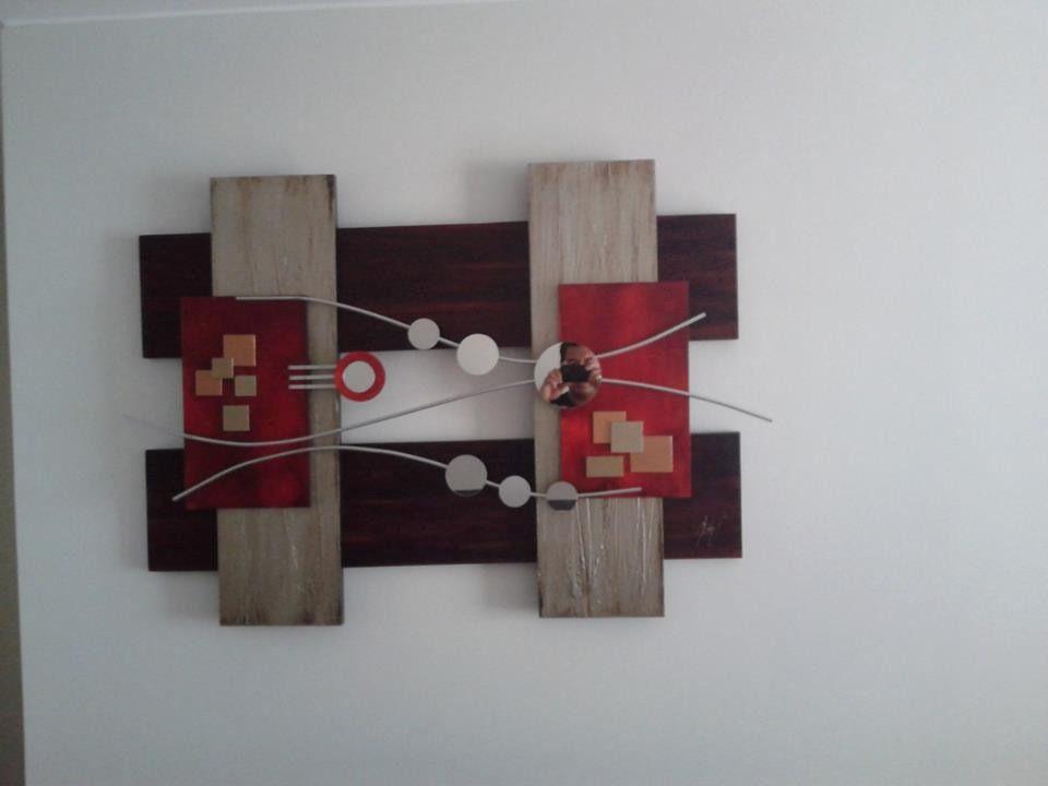 Cuadros decorativos estilo minimalista y espejos muebles for Espejos minimalistas