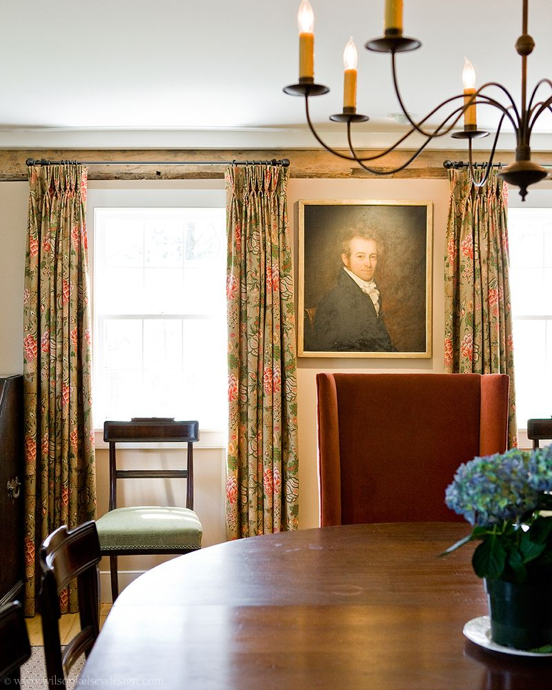 Period Kitchens Designs Renovation: Essex-Ipswich-dining-room-1, Wilson Kelsey Design; Michael