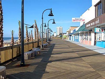 I Love The Boardwalk At Myrtle Beach