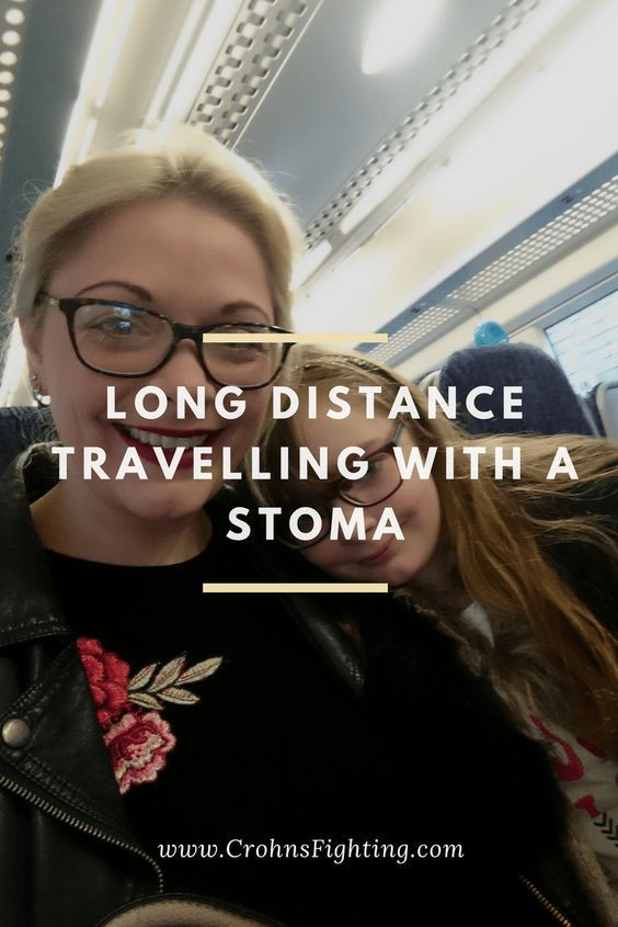 Long distence travelling with a stoma in 2021   Stoma