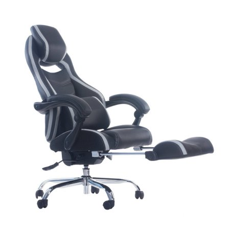 Merax Ergonomic High Back Pu Leather Office Chair Racing Style